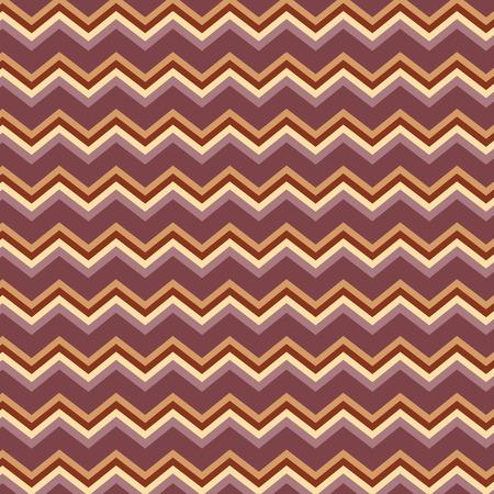 Repeating zig zag pattern Stock Vector - 32721353
