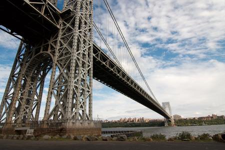 george washington: Vano del puente George Washington