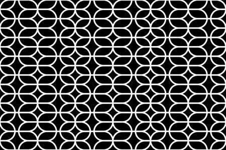 Abstract geometric seamless pattern. Modern stylish texture packing design Repeating motif. Vector background.