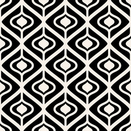 abstract geometric seamless pattern. Modern stylish texture. Repeating background.