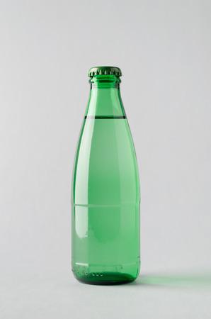seltzer: Water Bottle Mock-Up