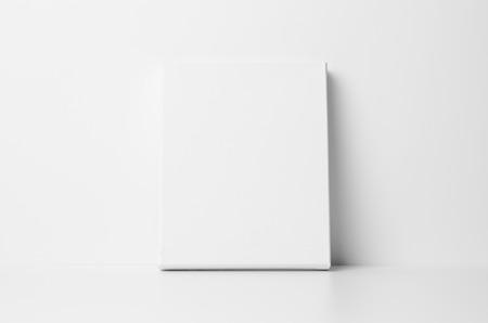 8x10 Art Canvas Mock-Up - Portrait