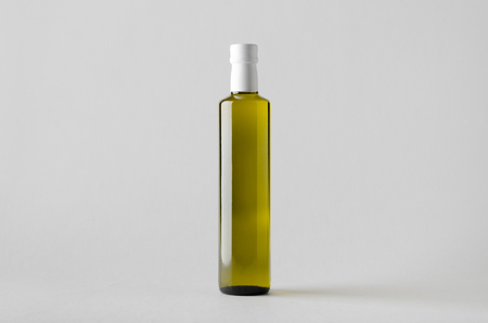 Olive  Sunflower  Sesame Oil Bottle Mock-Up