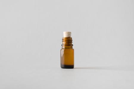 Pharmaceutical Bottle Mock-Up Banco de Imagens