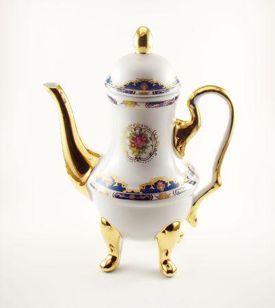 Fancy Victorian Tea Kettle