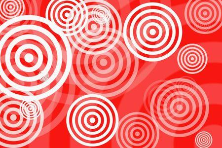 Bullseyes 写真素材