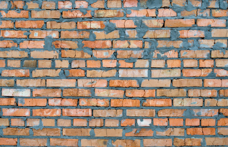 old brick wall: brick wall background