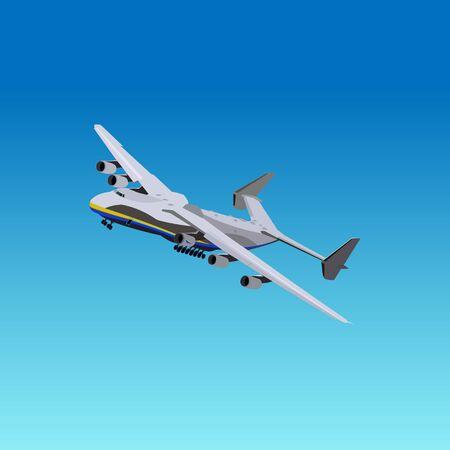 Super Truck transport aircraft.