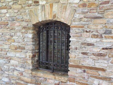 Gated Window 版權商用圖片