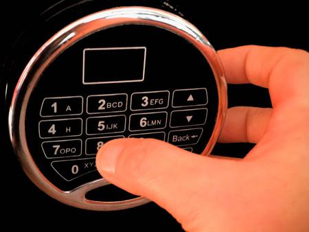 Safe Keypad