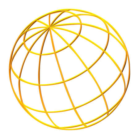 Planet Earth globe   Stock Photo