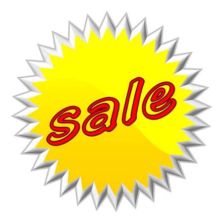 sale web button