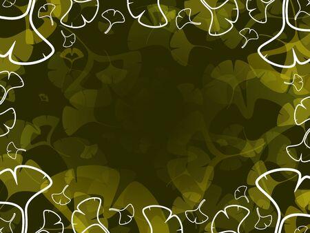 ginkgo: Ginkgo carpet