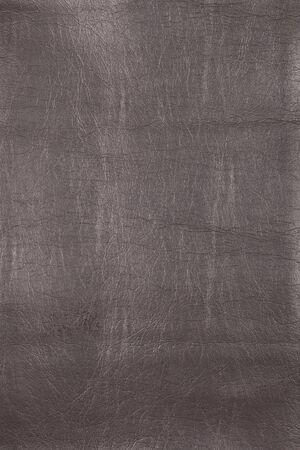 cow skin: Macro texture of genuine  leather Stock Photo