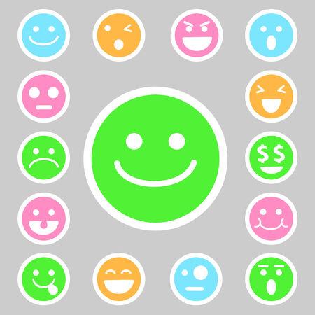 impress: Emotion set di icone