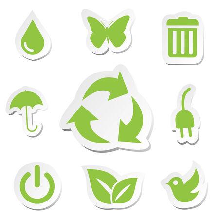 unplug: Green World Icons Sets