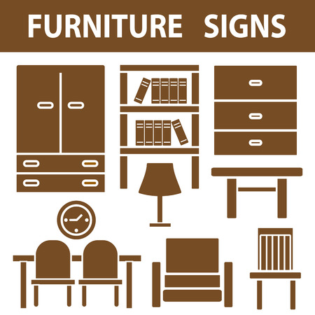 bunk bed: Furniture Signs