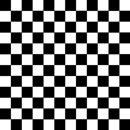 Black and White Squares  icon great for any use. Vector EPS10. Ilustrace