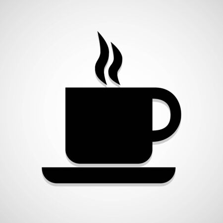 great coffee: Coffee icon great for any use. Vector EPS10.
