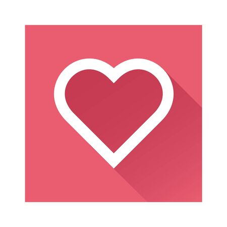 Heart icon great for any use.