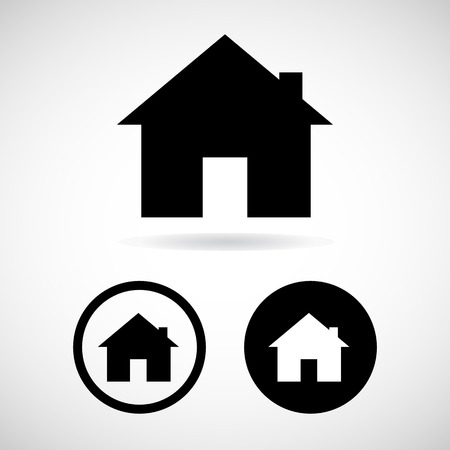 home icons set great for any use.