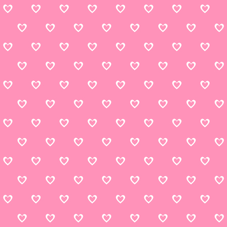 whitern: pink heart wallpaper set great for any use.