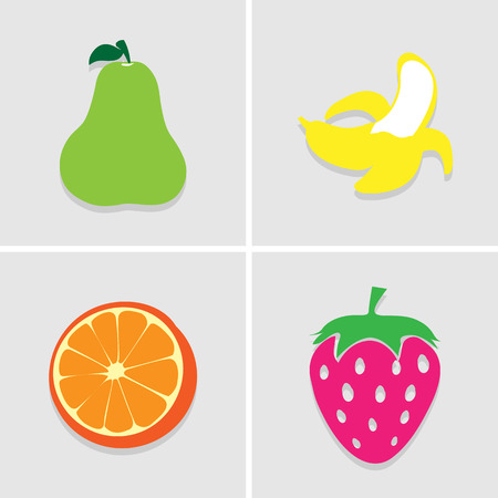 fruit icon great for any use. Vector