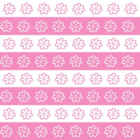 pink and green: pink and white flower wallpaper great for any use.