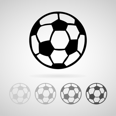 footie: Football icon great for any use. Vector