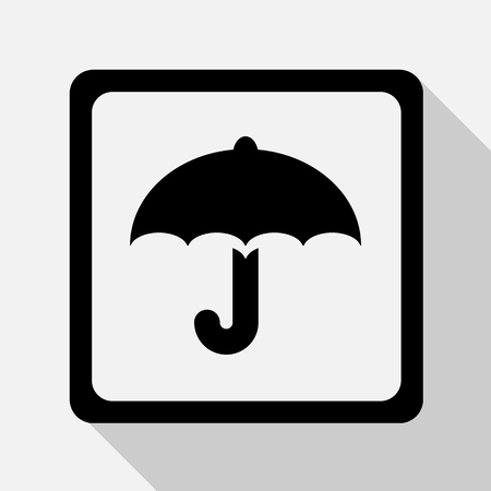 umbel: Umbrella icon great for any use. Vector