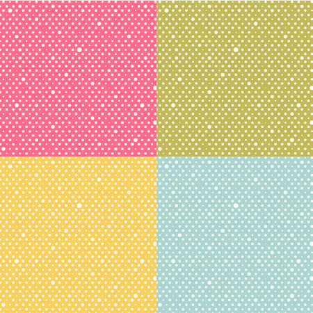 kitties: Dot Background great for any use. Vector EPS10.