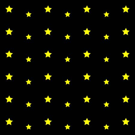Star Pattern Background great for any use. Vector EPS10. Stock fotó - 48255195
