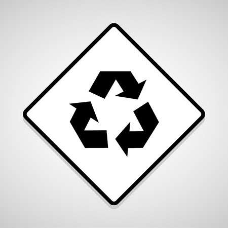 recycle great for any use. Vector EPS10.