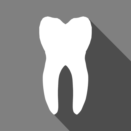Tooth , teeth icons set great for any use. Vector EPS10.