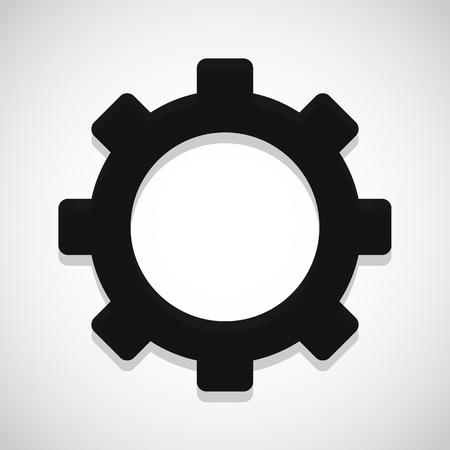 tweak: Setting icons set great for any use. Vector EPS10. Illustration
