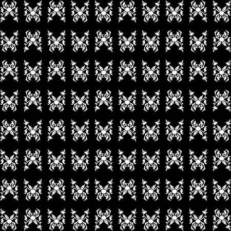 Art patroon achtergrond groot voor om het even welk gebruik. Vector EPS10. Stock Illustratie