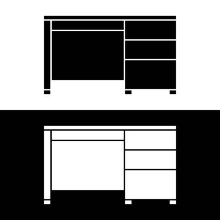 Tabel pictogrammen die zeer geschikt voor elk gebruik. Vector EPS10.