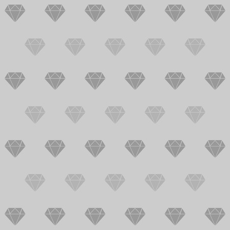 Dimond background icon great for any use. Vector EPS10. Ilustrace