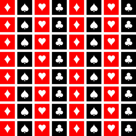 wager: Playing cards Background Vector EPS10, Great for any use.