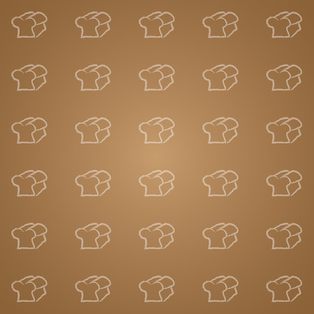 tiffany: Brown Bread Background Vector EPS10, Great for any use.