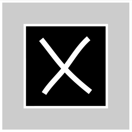 rood: Black rejected icon Vector EPS10, Great for any use.