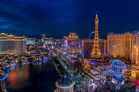Las Vegas Cityscape Sajtókép