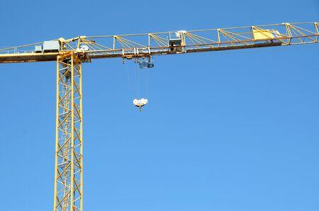 Tower crane photo