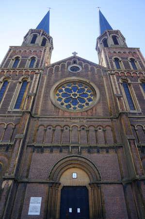 A Church in Belgium
