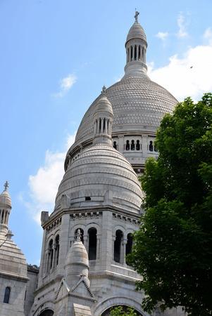 coeur: Sacre Coeur in Parijs