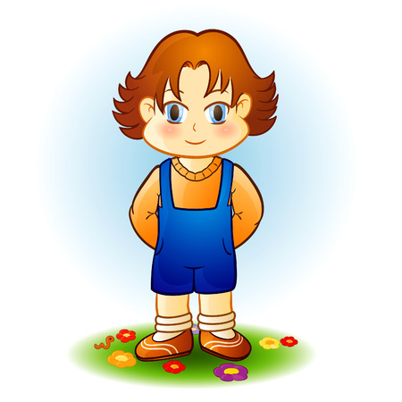 shrewd: Little Smile Boy