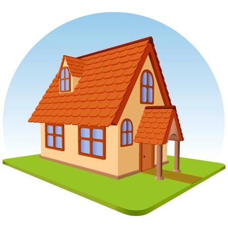 warm home: Vector House