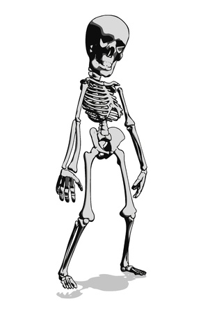 Corpse Monster Vector