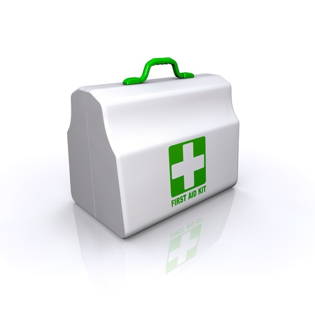 emergency kit: First aid - mesh