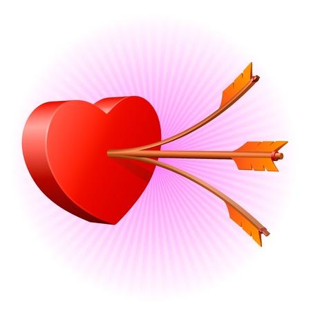 hit the heart
